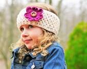 Crochet Headband Pattern, Crochet Pattern, The Autumn Blossom Headband Pattern, Crochet Pattern, Crochet Earwarmer Pattern, Pattern, Crochet