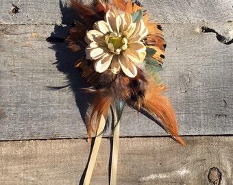 Festival hair clip