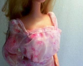 1978 Kissing Barbie Mattel 2597