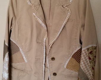Fan Jacket, Retro, size 14