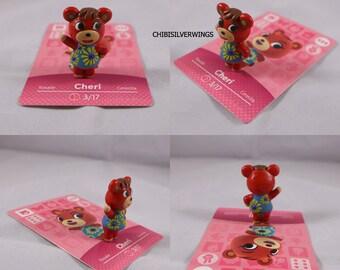 Cheri Animal Crossing Happy Home Designer Amiibo