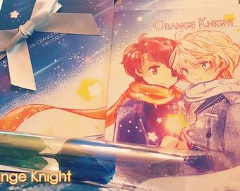 Orange Knight *Aldnoah Zero InahoXSlaine Doujinshi