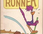 Road Runner Comic Book, Xerox Education Publications, Vintage Comic Book, Paperback Comic Book, Stories by D.J. Arneson, Classic Cartoon