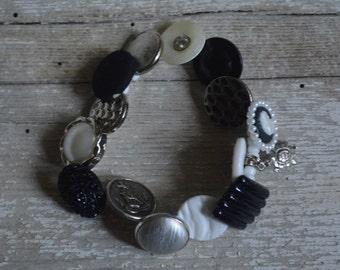Denmark Button Bracelet - Proceeds Benefit Cancer Research