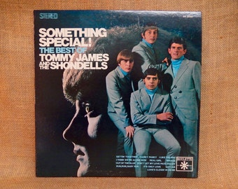 Tommy James and the Shondells-Somethin' Special - Best of Tommy James and the Shondells - 1968 Vintage Vinyl Record Album
