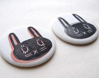 Bunny Pocket Mirror
