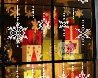 Happy new year vinilos decorativos de navidad adhesivos para for Vinilos decorativos navidad