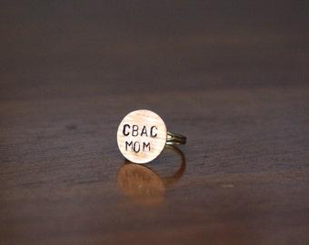 CBAC Mom Ring