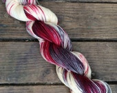 Hand Dyed, Speckled Yarn, SW Merino/Cashmere, Hand Dyed Sock Yarn, Hand Dyed, Merino, Cashmere