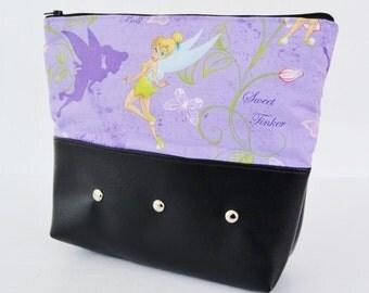 Tinkerbell's Shadow Makeup Bag