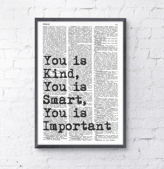 Wall art INSPIRATIONAL Quote Print , MOTIVATIONAL art, Wall Decor, College dorm Poster print Poster print, giclee print TYQ014