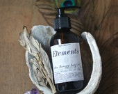 Elements, Skin Therapy Body Oil, Handmade with Helichrysm, Organic Rose Hip Seed and Jojoba Oil