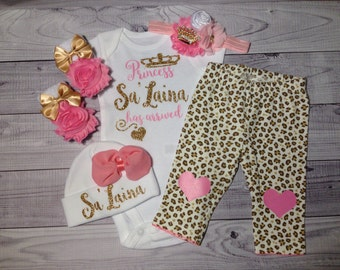 Custom, Baby, Girl, coming home outfit, personalized, newborn baby girl outfit, baby, take home outfit, newborn clothes , baby outfit, girl