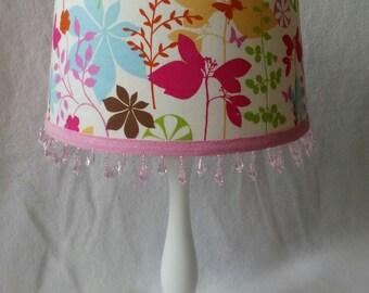 COUPON CODE!!! Woodland Floral Lamp Shade