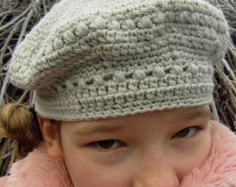 Crochet Pattern for Tammy Hat