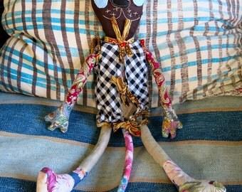 Rag Doll Animal