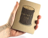 """Small Notebook """"Captain's Log"""""""