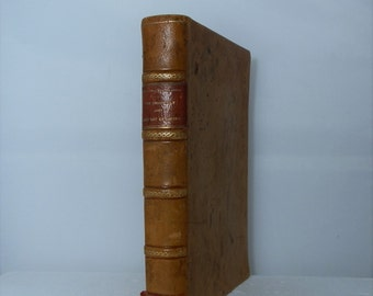 Rare Leather Book The Discovery and Conquest of Mexico, 1517-1521 Edited from the only exact copy of the original ms by Genaro Garcia 1928