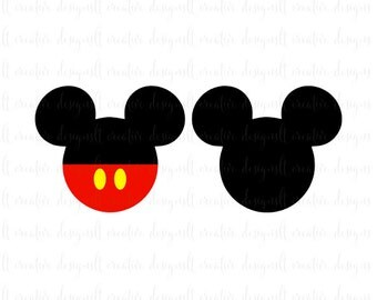 Mickey mouse head etsy mickey mouse svg mickey mouse head svg mickey mouse ears svg disney svg pronofoot35fo Gallery