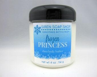 Frozen Princess Body Lotion, Hand Lotion, Frozen, Shea Butter