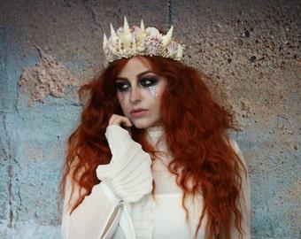 Shell crown,  mermaid tiara,  mermaid crown