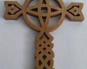Red Oak Celtic Cross