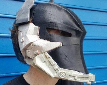 Arkham Knight 3D Printed Wearable Helmet Costume/ Cosplay