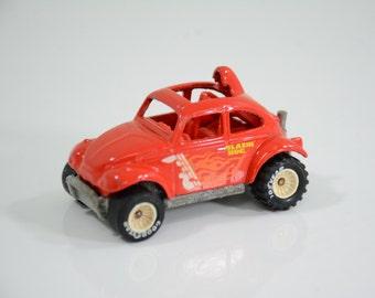 Hot Wheels Blazin Bug Red Car by Mattel 1983