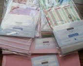 Close to My Heart 4 My Original card kits 2 packs of card stock paper