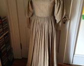 Victorian Everyday Dress