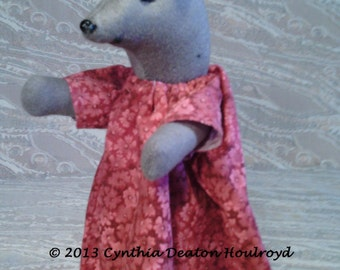 "PICK 1 > CDH ""Three Blind Mice..."" 8"" Baby Mouse Dolls #46, #49, #50"