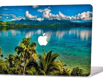 PARADISE MacBook Decal Macbook Stickers Macbook Skin Macbook Case Macbook Pro Cover Laptop Stickers Laptop Skin Laptop Decal Case