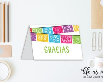 FIESTA - thank you cards