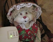 RESERVED- Haunted Doll BECKY, Spirit Doll,  Paranormal, Spirits, , Active Spirit, Porcelain Doll, Metaphysical