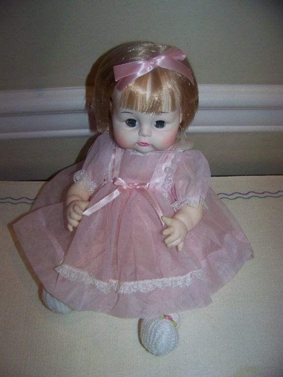 Sweet Tears Sweet Baby Madame Alexander Baby Doll From