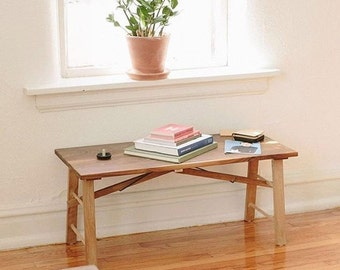 Essential COFFEE Table- folds flat