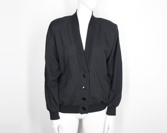80s Structured Cardigan (Med.)