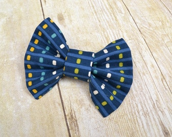 Clip on bow tie - bow ties - ties - baby shower gift - photo prob - neck ties - bow tie - wedding - baby boy - boy - gift - mens bow tie