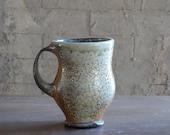 wood soda fired mug #8