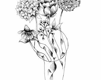 Severed Flowers