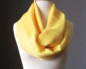 Pashmina scarf, infinity scarf, floral scarf,   leaf scarf, yellow scarf, spring scarf