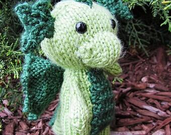 Baby Dragon Pattern