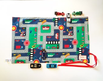 Unique Car Play Mat Related Items Etsy
