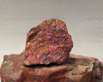 Large Chalcopyrite Specimen Copper Iron Ore CP-2