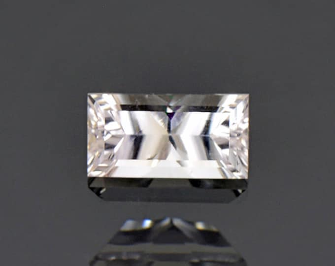 UPRISING SALE! Unique Colorless Achroite Tourmaline Gemstone from Afghanistan 1.00 ct.