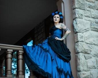 "Victorian Styled Ballgown ""Ami"""