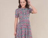Liberty floral print dress