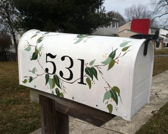 Custom & Personalized Mailbox