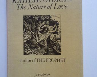 kahlil gibran books on love pdf download
