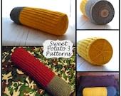 PATTERN Shotgun Shell Pillow Cover - Crochet